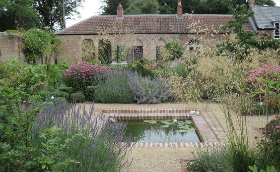 Amanda Patton: Walled Garden -Sussex