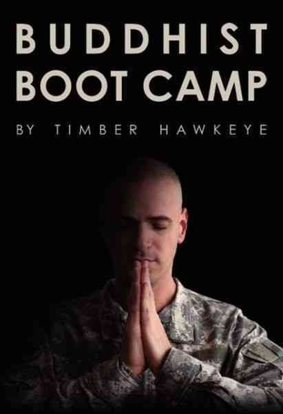 Buddhism is all about training the mind, and boot camp is an ideal training…
