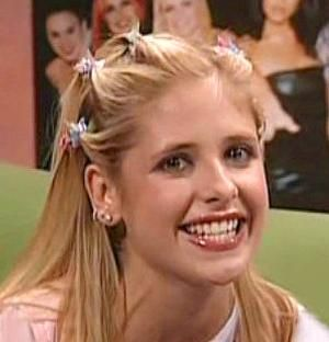 '90s fashion flashback: butterfly clips ...man I used to rock the butterfly clips ;-):