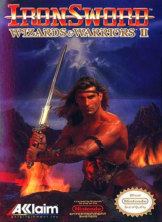 Ironsword - Wizards and Warriors 2