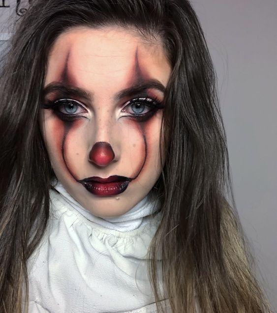 Einfache Und Kreative Halloween Make Up Ideen Fur Frauen
