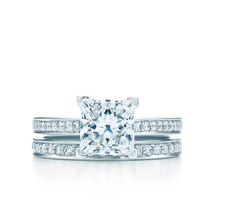 Tiffany Co Tiffany Grace Engagement Ring Band Wedding