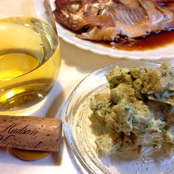 チョットワイン向きに - 86件のもぐもぐ - 筍の木の芽マスカルポーネ和えで by sasachanko