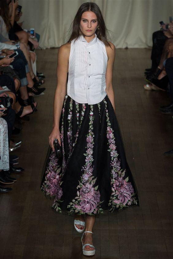 Vogue.com.tr – Defile – 2015 İlkbahar/Yaz - Marchesa - Londra - 26