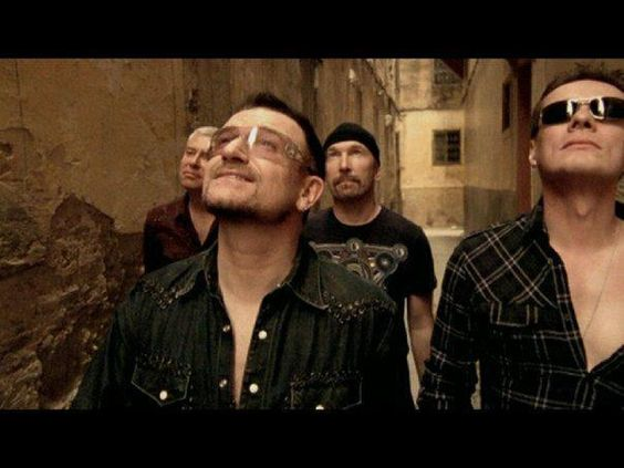 U2- Magnificent