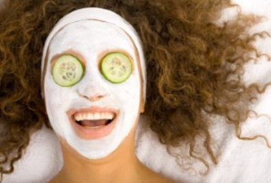 Natural Beauty: Ingredients for Great Skin and Hair May Be in Your Fridge