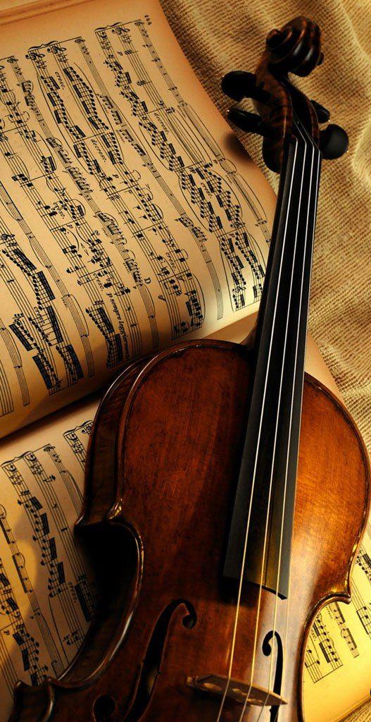 He querido tocar con mi violín durante el consurso de talentos -Nora.