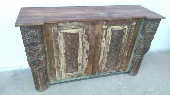 Truhe Kiste Aufbewahrung Couchtisch Antik Kolonial Vintage - couchtisch aus massivholz 25 designs