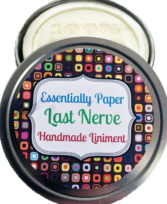 Last Nerve, Essential Oil Liniment, Nerve Pain, Nerve Damage, Tingling, pins ans needles, numbness,