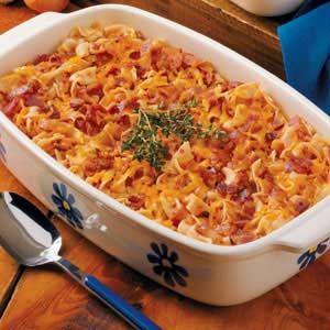 Bacon Tomato Casserole Recipe - my daughter loved it - sort of like a BLT without the L... we'll be having this again