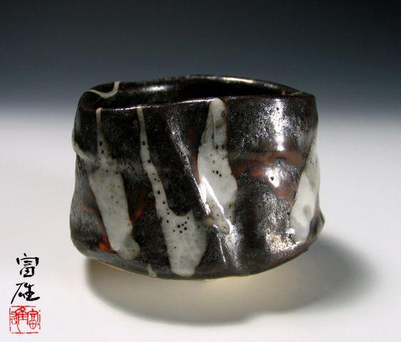 Tomio Suzuki - Chawan #Japanese_pottery ceramics