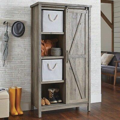 Picture 3 Of 6 Farmhouse Storage Cabinets Garden Storage Cabinet Home Decor