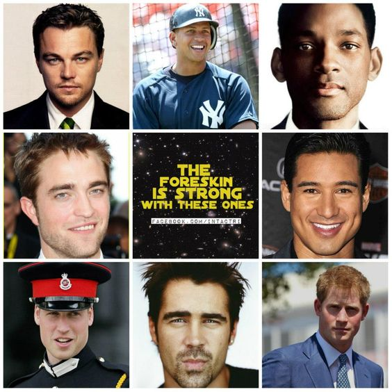 All 50 Of These Hollywood Hunks Are Uncut! See Who ISN'T ...