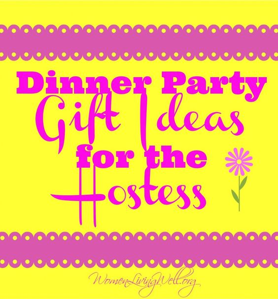 Dinner Party Gift Ideas For The Hostess Pastries Gift