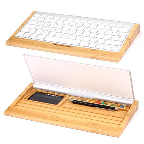 Original Samdi Echt Holz Trackpad für Apple Tastatur Einlage iMac Macbook iPad