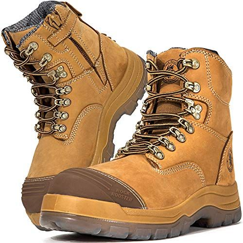 Mt Vernon 6 Mid Work Boot Boots Gold Boots Waterproof Boots