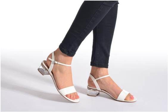 Sandales et nu-pieds Lyn Jonak vue portées chaussures