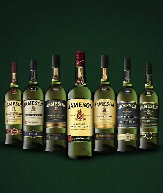 If I could only have one Jameson Irish Whiskey for the rest of my life, I would have...