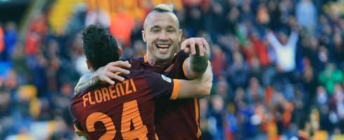 """Roma President James Pallotta: """"[W]e're not going to sell Pjanic and Nainggolan"""""""