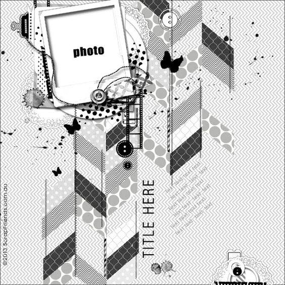 kreative koncepts: Sketch Challenge # 16 - August 2013