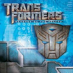 Transformers Party Supplies, Transformers Lunch Napkins