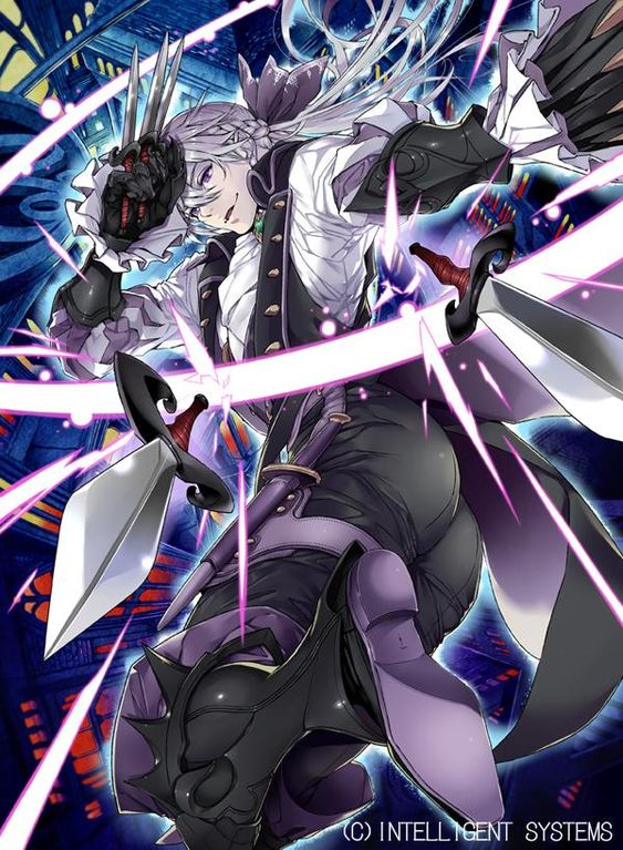 Fire Emblem: If/Fates - Jakob