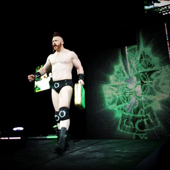 """It doesn't matter to Mr. MITB @wwesheamus if #RomanReigns is the Number One Contender. He can still cash in at any time!"""