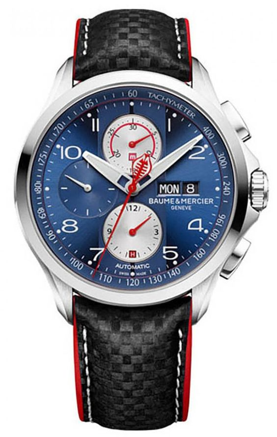 @baumeetmercier Watch Clifton Club Shelby Cobra Limited Edition Pre-Order #add-content #basel-17 #bezel-fixed #bracelet-strap-leather #brand-baume-et-mercier #case-material-steel #case-width-44mm #chronograph-yes #date-yes #day-yes #delivery-timescale-1-2-weeks #dial-colour-blue #gender-mens #limited-code #luxury #movement-automatic #new-product-yes #official-stockist-for-baume-et-mercier-watches #packaging-baume-et-mercier-watch-packaging #pre-order #pre-order-date-30-05-2017…