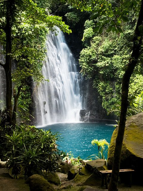 Tinago Falls, The Philippines