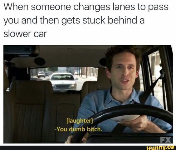 My every time I drive