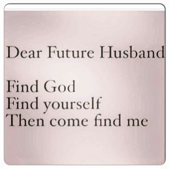 Praying this for my daughters' future husbands ❤: