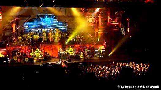 #Zucchero en #concert au Summum de #Grenoble le Jeudi 6 juin 2013