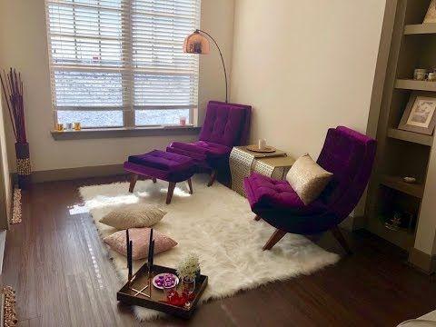 جولة في منزلي المتواضع ديكور اللونج الجديد كيفاش تنظم داري Youtube Home Decor Home Decor