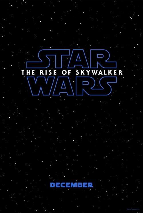 Hd 1080p Star Wars The Rise Of Skywalker 2019 Pelicula