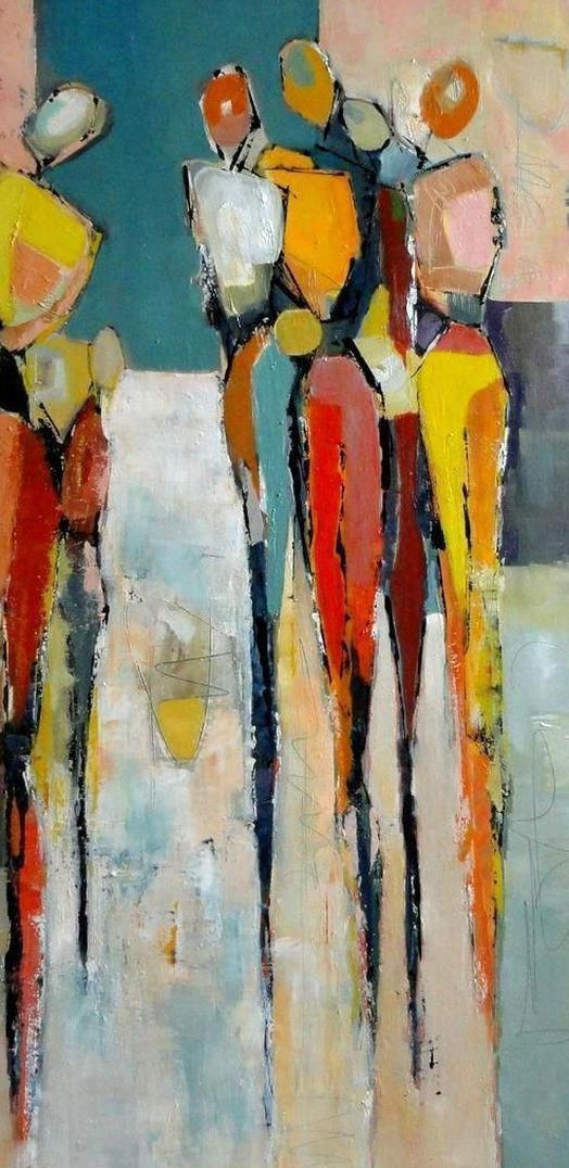 Pin By Charlene Falk Art Studio On Figures Art In 2020 Abstract Painting Contemporary Abstract Art Painting