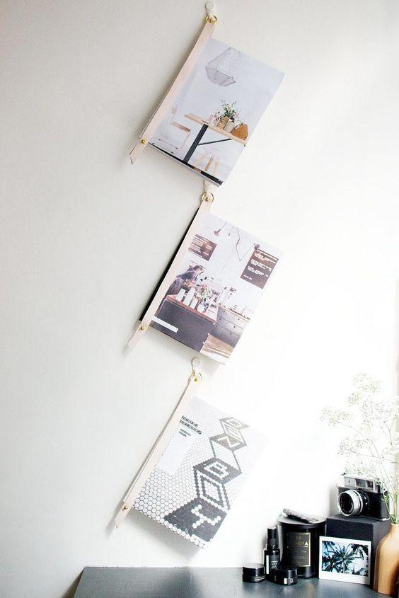diy deco facile tutoriel bricolage decoration porte revue magazine a ...