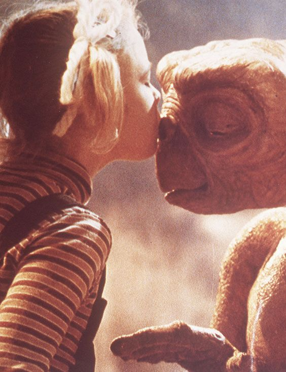 E.T. Love this movie! Just introduced the love bugs to this movie tonight!!!! They loved it!!!!