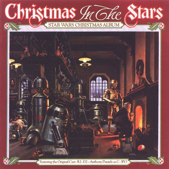 "MECO ""Christmas In The Stars: Star Wars Christmas"" Album RSO Records RS-1-3093 12"" LP #StarWars #HanSolo #LukeSkywalker #DarthVader #C3PO #R2D2 #VinylRecord"