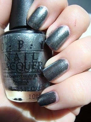 OPI's Lucerne-tainly Look Marvelous