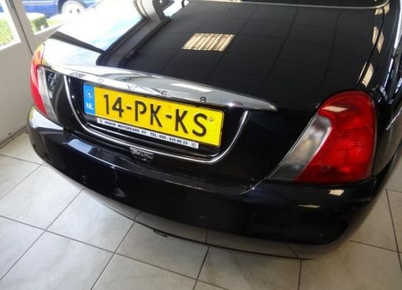 Rover 75 2.5 V6 Sterling