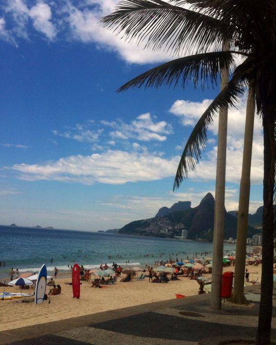 Primeiro dia de verão no Rio 21-12-14
