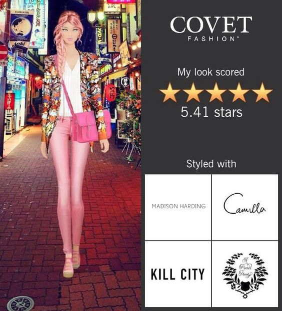 Covet Fashion Street Style Prowess