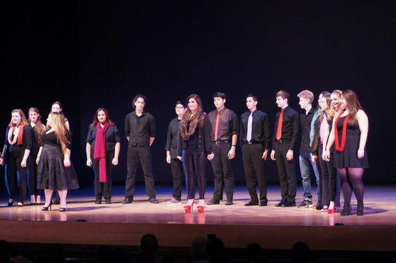 Vocal Majors at Frank Sinatra School of the Arts