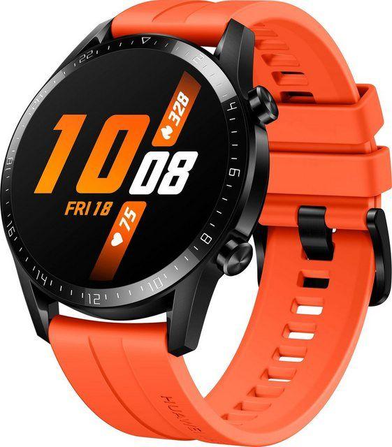Gt 2 Latona Sport Smartwatch 3 53 Cm 1 39 Zoll Rtos Smartwatch Ladekabel Arbeitsspeicher