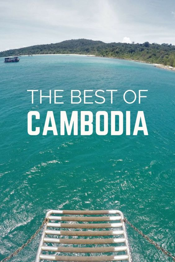 Top Places to See in Cambodia
