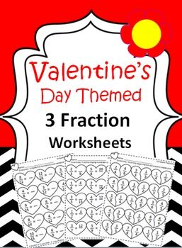 math worksheet : 3 cute fraction worksheets for 4th or 5th grade to use the week of  : Comparing And Ordering Fractions Worksheets 5th Grade