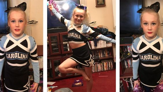 'Rock star' boy goes to school dressed as female cheerleader because 'girls are awesome' – despite being teased and called 'gay' - Storytrender