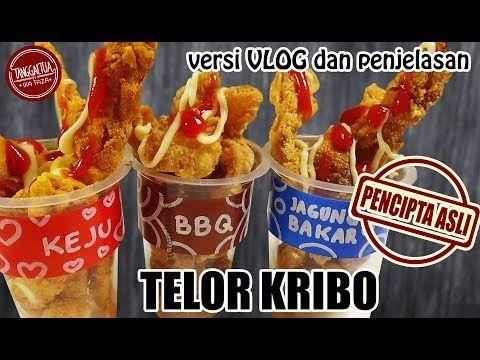 Resep Pencipta Asli Telor Kribo Crispy Imut Viral Resep Jualan Kemasan Penjelasan Youtube Resep Cemilan Makanan Dan Minuman