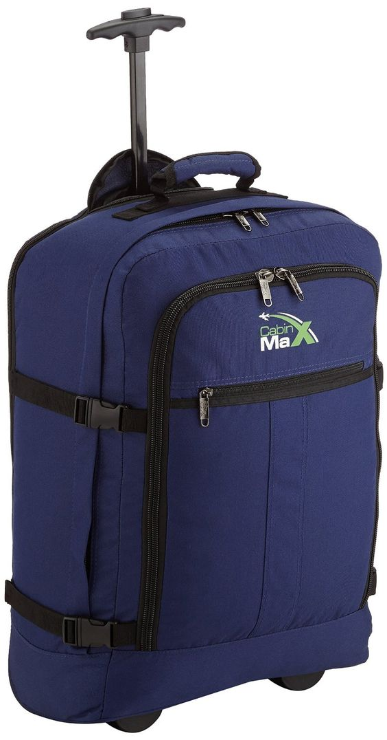 Wheeled cheap luggage suitcase is best Flight Approved Bags and ...