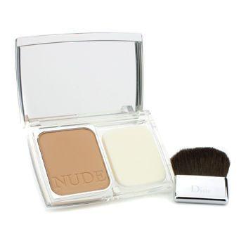 Christian Dior 0.35 oz Diorskin Nude Compact Nude Glow Versatile Powder Makeup SPF 10 - # 040 Honey Beige